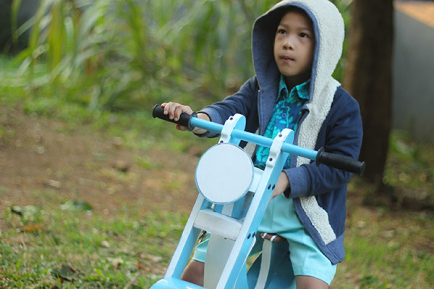 Making of Arkana Balance Bike